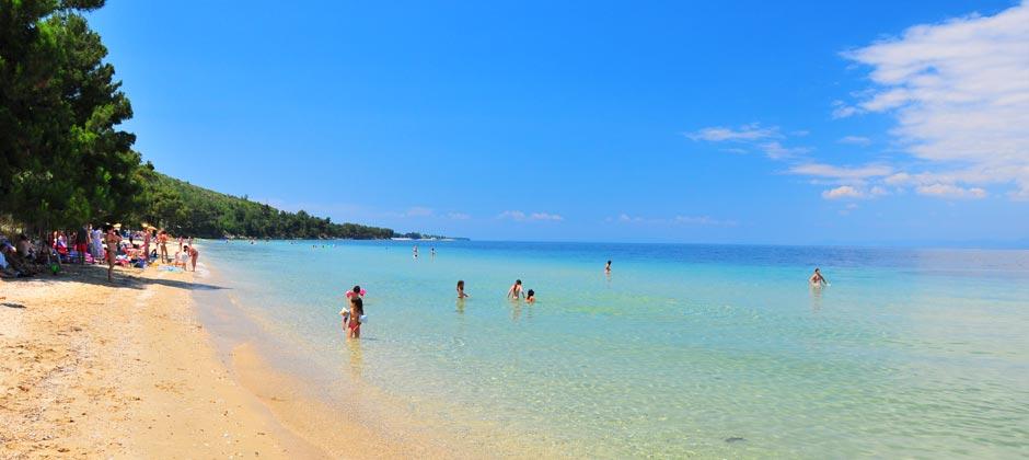 Home Holidays In Pachis Beach Thassos Filio Studios